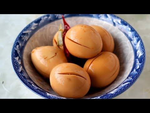卤鸡蛋到底怎么做才最好吃?原来饭店大厨都这样做,方法超简单