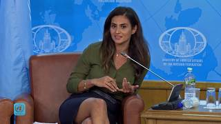 В Москве обсудили вопросы мира на Ближнем Востоке