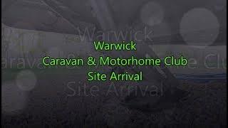 Warwickshire - Warwick CAMC Site Arrival