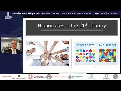 Marinis Pirpiris   Influence of Hippocratic medicine on Australia Medicine