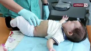 Доктор рекомендует. Пупочная грыжа у ребенка (24. 05. 2018 г. )