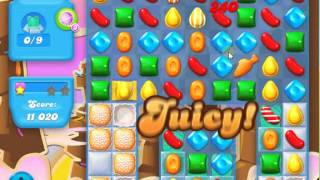 How to beat Candy Crush Soda Saga Level 68 - 2 Stars - No Boosters - 76,960pts