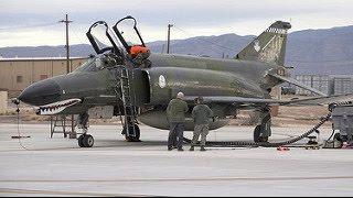 Phantom Pharewell - USAF F-4 Phantom Last Flight