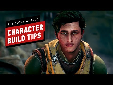 You're gonna spend way too long making a character in The Outer Worlds