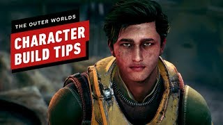 The Outer Worlds Developer Shares Character Creation Tips