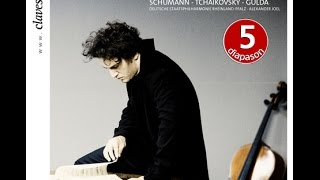 Nicolas Altstaedt - Robert Schumann: Cello concerto in A Minor, Op. 129