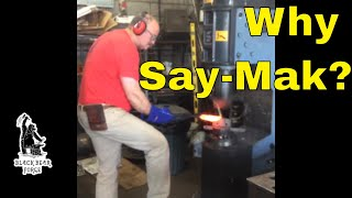 Why I choose the Say Mak self contained air hammer