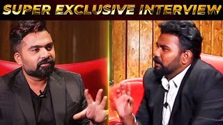 silambarasan interview