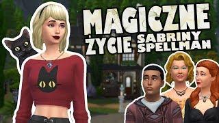 ✨ Czaruj Czaruj i...Wywołaj Pożar ✨ The Sims 4: Magiczne Życie Sabriny Spellman #04