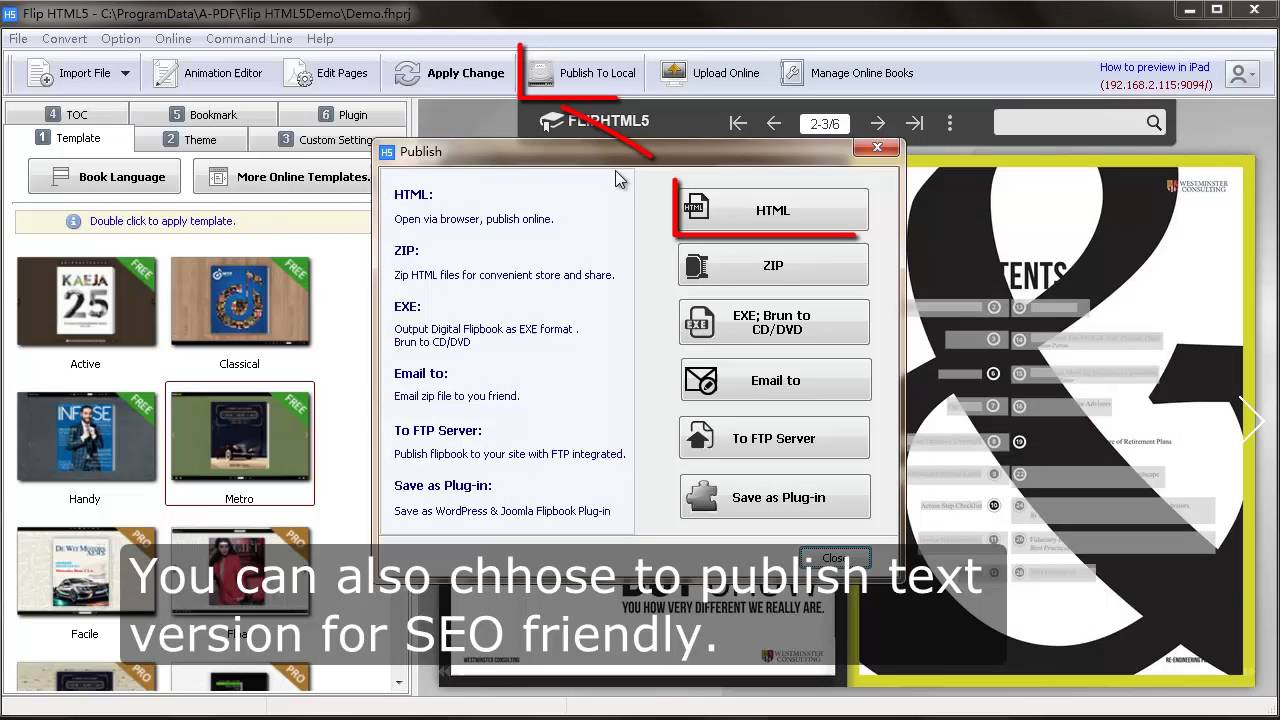 Fliphtml5 Brochure Maker Software to Publish PDF Brochures   YouTube Fliphtml5 Brochure Maker Software to Publish PDF Brochures