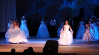 Театр моды Тутси - бал принцев и принцесс (15.01.11)