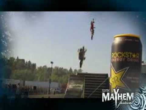 ROCKSTAR Mayhem Festival Review 2008