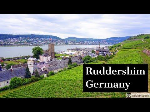 Travel Guide Ruddershim Germany Europe Video