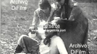 DiFilm - Promo de la pelicula Nobleza Gaucha 1915
