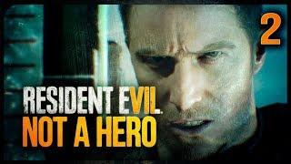 КРИС РЕДФИЛД ВЫКАШИВАЕТ ВРАГОВ ПАЧКАМИ ● Resident Evil 7 - NOT A HERO #2 [PS4 Pro]