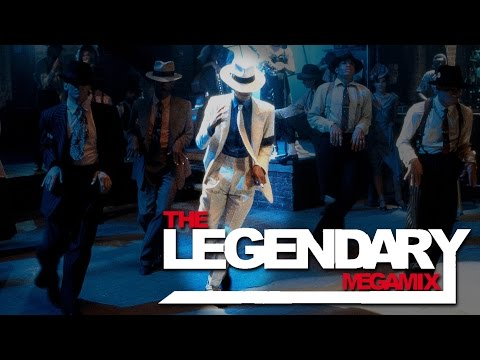 Michael Jackson - The Legendary MegaMix