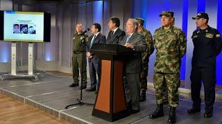 Colombia: Autoridades Señalan A La Guerrilla Del Eln Del Atentado Terrorista En Bogotá