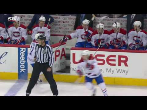 Montreal Canadiens vs Winnipeg Jets | NHL | 11-JAN-2017