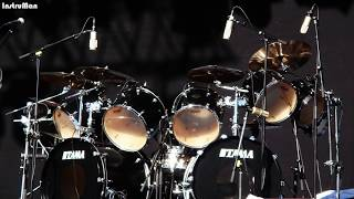 Dragonforce - War! Instrumental Backing Track (Drums And Bass Only)
