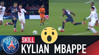 flashé à 36 km/h - Kylian Mbappé - Paris Saint-Germain vs Lille