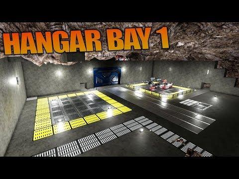 HANGAR BAY 1 | Empyrion: Galactic Survival | Let's Play Gameplay | S12E21