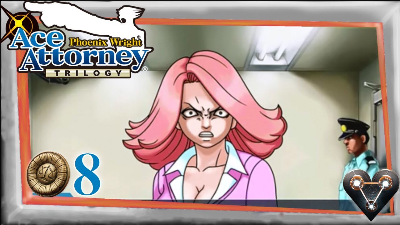 April May - The Ace Attorney Wiki - Ace Attorney