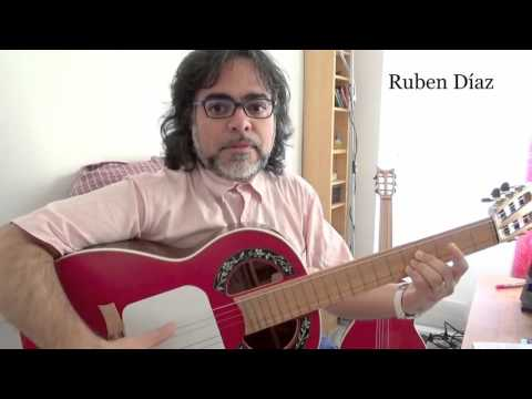 Tangos before and after Paco de Lucia /Understanding flamenco 2 online series Q & A Ruben Diaz Spain