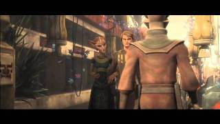 "Star Wars: The Clone Wars ""Escape From Kadavo"" Clip 1"