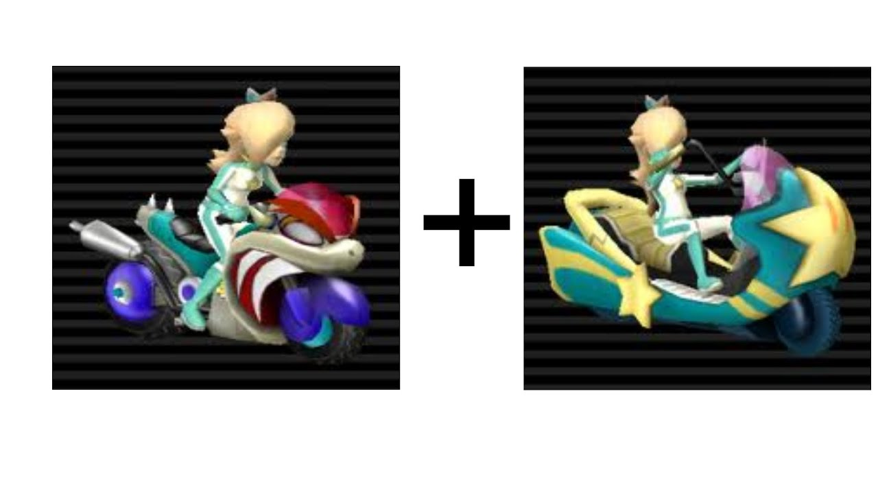Mario Kart Wii Rosalina Flame Runner   www.pixshark.com ...