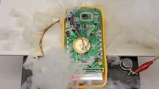 Messen von Strom, Spannung und Widerstand mit Hilfe digitaler Multimeter