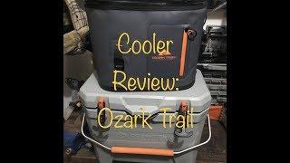 Ozark Trail Cooler Review