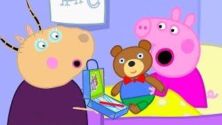 Свинка Пеппа на русском все серии подряд | Любимая игрушка Пеппы | Мультики