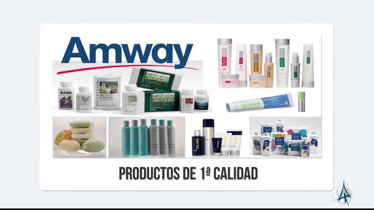 Invitacion De Negocio Amway Youtube