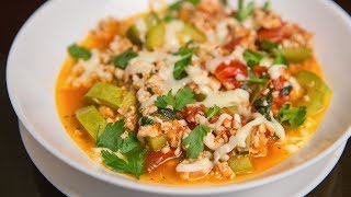 Индейка с овощами   АСМР    Рецепт