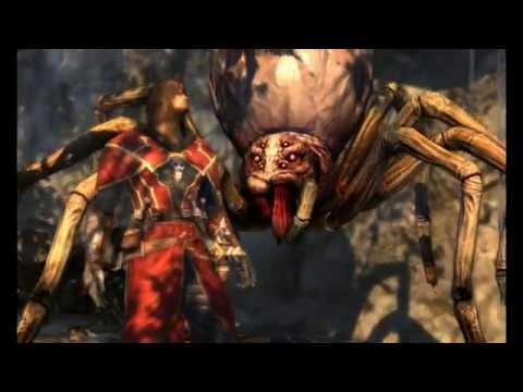 Castlevania Lords of Shadow: To the land of the lycans