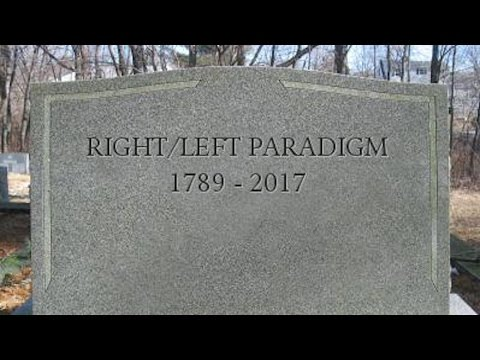 "Thumbnail: the ""right/left"" paradigm is as dead as disco"