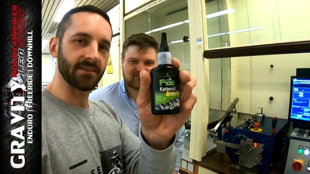Kettenöl Im Großen Labortest Hausbesuch Bei Drwack F100