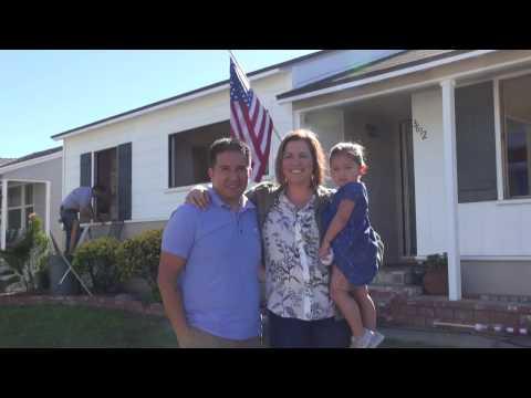 Heroes Home Repair Program-Natareno Family