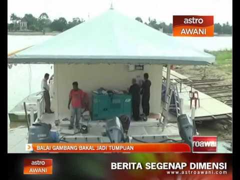 Balai Gambang bakal jadi tumpuan from YouTube · Duration:  1 minutes 40 seconds