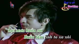 [Karaoke] Hát Ru Tình Yêu -Song ca với Sao biển ✔