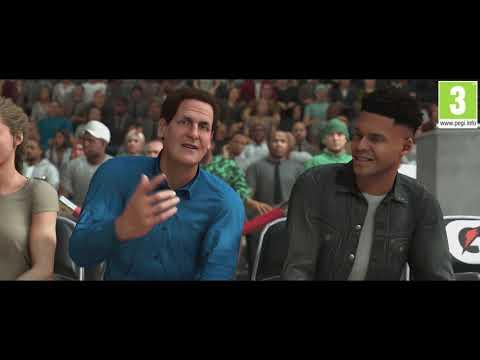 Gamescom 2019 : NBA 2K20 offre une expérience cinématographique à son mode carrière