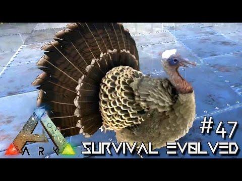 ARK: Survival Evolved - TURKEY TRIAL UPDATE & INDUSTRIAL FORGE !!! [Ep 47] (Server Gameplay)