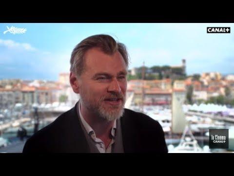 Interview de Christopher Nolan - Cannes 2018