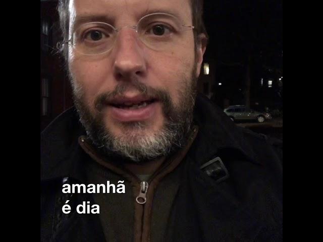 Um obrigado aos irmãos democratas brasileiros