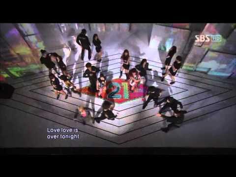 2NE1 - Go way (투애니원 - Go way) @ SBS Inkigayo 인기가요 100912