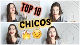 TOP 10 CHICOS GUAPOS | Raquelreitx