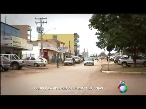 HD▶Conheça um pouco a história de Planaltina Goiás, que completa 126 anos de emancipação 19/03/1891