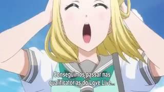 """Love live sunshine ep 13 """"FINAL"""" (LEGENDADO PT BR)"""