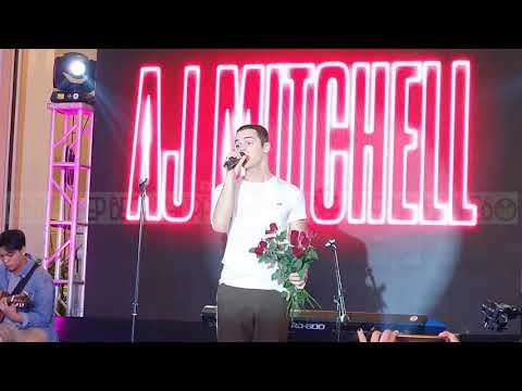 LIKE STRANGERS DO | AJ MITCHELL LIVE IN MANILA 2020