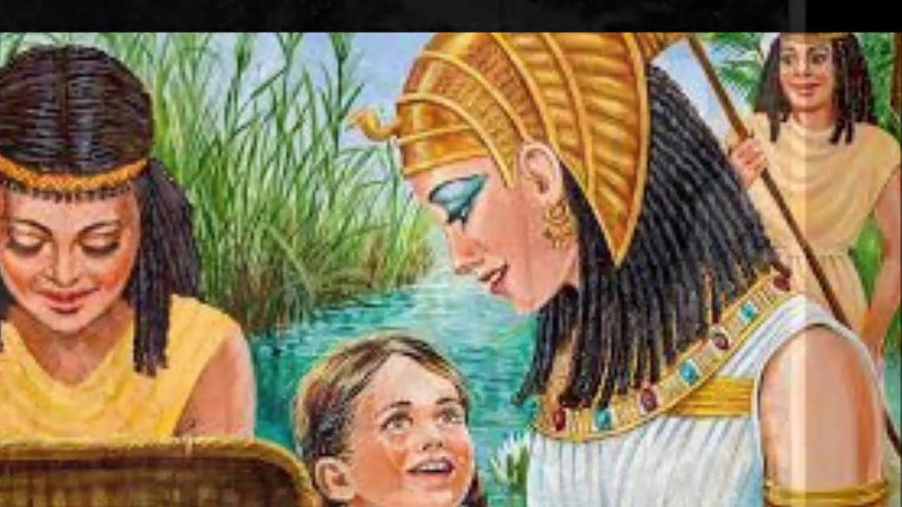 The True Story of Moses and the Pharaoh that will still happen again,watch out
